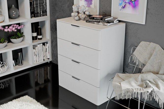 4 вида комода для маленьких спален
