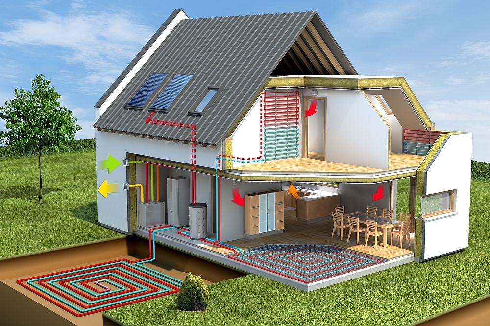 Будущее зданий: энергоэффективность и комфорт