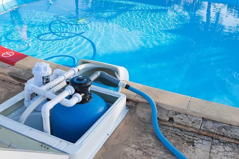 Очистка воды в бассейне и используемое для нее оборудование
